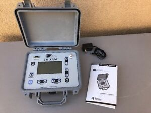 Tempo Research Tr3120 Step Time Domain Reflectometer Cable Fault Locator