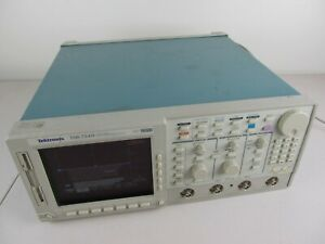 Tektronix Tds 754d Color 4 Ch Dpo Oscilloscope 500mhz 2gs s Opt 13 1m 2f