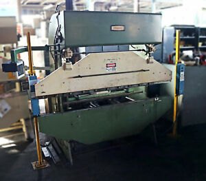 Di acro 8 X 35 Ton Hydra mechanical Press Brake