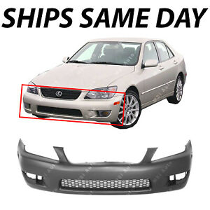 New Primered Front Bumper Cover For 2001 2002 2003 2004 2005 Lexus Is300 Is 300
