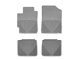 Weathertech All weather Floor Mats For Toyota Camry 2007 2011 1st 2nd Row Grey
