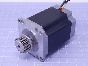 Oriental Motor Pk268 01a Vexta Stepping Motor 2 Ph 1 8 Step 1 A Dc 8 6 Ohms