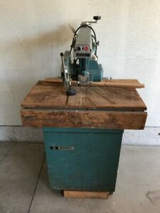 Dewalt Radial Arm Saw 1960 s