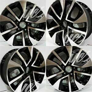 16 X 6 5 Civic Alloy Wheels Rims For 2013 2015 Honda Civic Set Of 4 Brand New