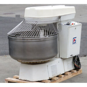 Cinelli Cg 300kg Spiral Mixer 3 Phase Used Great Condition