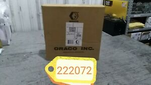 Graco 222072 Installation Kit Hose And Fitting