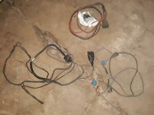 Western Uni mount fisher Minute Mount Wiring Dodge Plow 94 98 Dodge 62526 Hb 1 H