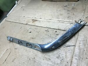 1964 Ford Galaxie Front Fender Stainless