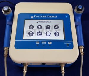 Cold Laser Therapy Clinical Power Red Infrared Laser 980nm Max 2 Probes Class 3b