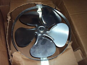 Dayton 12u119 Fan Exhaust Ring Type 1 30hp 115vacv 5 Blades