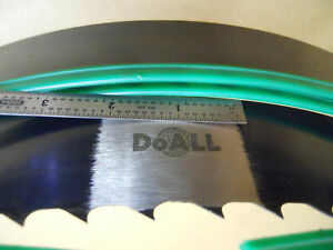 1 Doall Resaw 2 Wide X 205 l Blade For 30 Band Saws