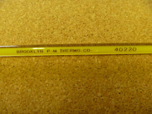 Precision 200 400f Thermometer Astm 68f Thermco 40220