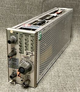 Tektronix 7b50 Time Base Plug In For 7000 Series Scopes