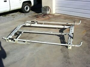 Cargo Van Roof Ladder Rack Ford Cargo Van Ladder Rack E150 E250 E350