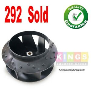 Quality Blower Fan For Huebsch Speed Queen Ipso Dryer 70359801p Free Shipping