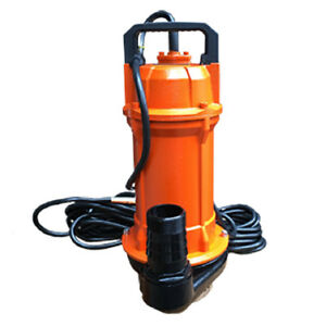 Gwalker Wqd6 16 0 75 Electric Submersible Sewage water Pumps Unused