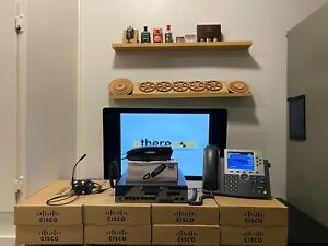 Cisco Phone System Staged Preconfigured Tested Network And Ip Pbx Voip Cme