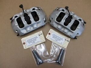 10 Panamera 4s Awd 970 Porsche Rear Brembo Brake Calipers 970352425 122 989