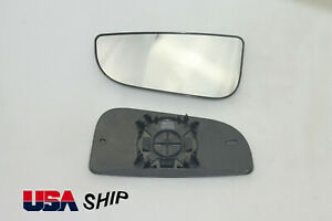 For Dodge Ram 1500 2500 3500 Drive Side Towing Mirror Spotter Lower Glass 10 16