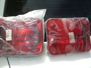Whelen 900 Series Red 902000rr two Lights Included New Ambulance Fire