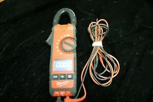 Milwaukee 2237 20 Digital Electrical Voltage Clamp Tester