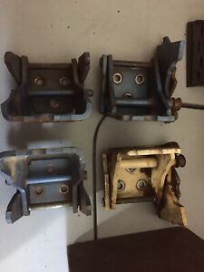 1973 74 75 76 1977 Gm A Body Door Hinges These Are From A 74 Cutlass Supreme