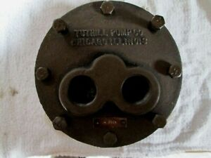 Tuthill 3g 8330 Gear Pump 1in Npt 3 4hp Motor Not Included York 026 46635 002