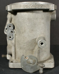 1959 1960 Chevrolet Corvette Fuel Injection 251 Nice Used Air Meter
