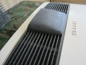 Porsche 911 912 Engine Lid Grille Air Scoop