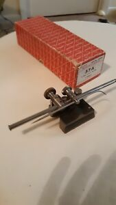 Vtg Starrett No 57a Universal Surface Gage With 9 Spindle