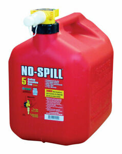 No Spill Gas Can 5 Gal
