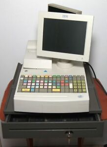 Ibm Sureone Cash Register As is Pickup Only Johnstown Pa 15905 Pos Point Of Sale