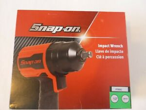 New Snap On 1 2 Dr Green Air Impact Wrench Pt850g New In Box With Boot