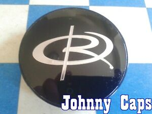 Rota Wheels 61 Blue Center Cap 2 Custom Center Cap Qty 1