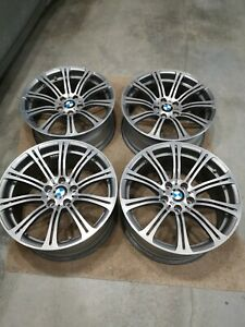 Bmw Oem E9x M3 19 Inch Forged Wheels 4 220 Clean M3