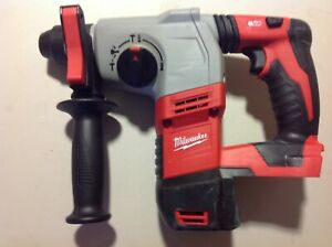 bare Tool Milwaukee 2605 20 m18 7 8 Sds Plus Cordless Rotary Hammer Drill
