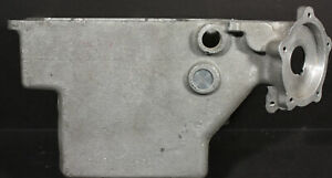 1957 Corvette Fuel Injection 7014960 Bare Fuel Meter Housing Stamped 962 Nice
