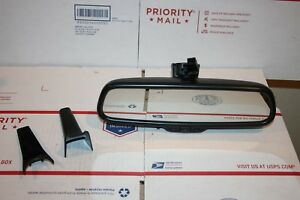 2006 Audi A4 Convertible Rear View Mirror Auto Dimming Compass