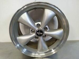 Wheel 17x8 5 Spoke Gt With Exposed Lug Nuts Fits 94 04 Mustang 280663
