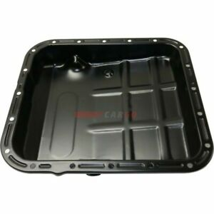 New Transmission Oil Pan With Drain Plug Fits 1999 13 Subaru Forester 31390aa081