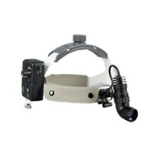 Ent Surgical Led Headlight Including Charger And Batteries Healthcare Lab