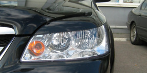 For Chevrolet Lacetti Optra 2002 2013 Sedan Forenza Eyelids Headlights Cover