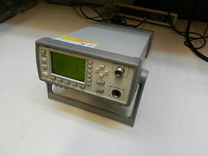 Repair For Agilent E4418b Power Meter W Calibration And 90 Day Warranty