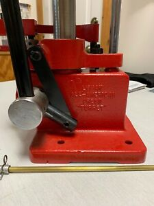 Lyman All American Reloading Turrent Press - Antique Press