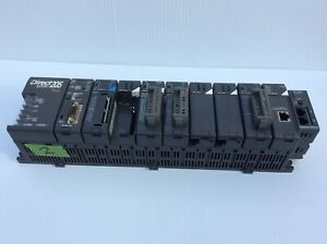 Automation Direct Logic 205 D2 09b 1 With 9 Slot Filled See Photos