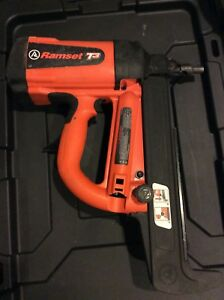 New Ramset T3 Battery gas Powered tool Only