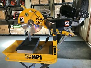 Multiquip Mp1h Masonry Pro Saw With Stand