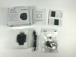 Innovo Bluetooth Cms 50f Plus Oxygen Monitor Wrist Pulse Oximeter Missing Parts