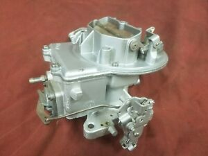 Rebuilt Motorcraft 2100 Ford 302 351 Jeep 258