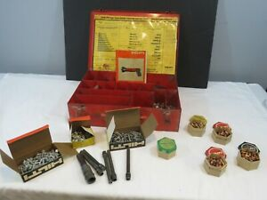 Hilti Dx 600 Powder Actuated Fastener W Case And Many Extra s
